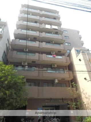 東京都墨田区、両国駅徒歩7分の築21年 9階建の賃貸マンション