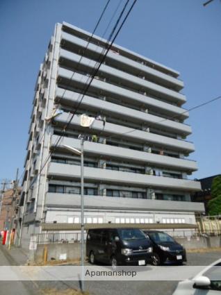 東京都江戸川区、新小岩駅徒歩9分の築22年 9階建の賃貸マンション