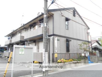 東京都練馬区、保谷駅徒歩20分の築25年 2階建の賃貸アパート