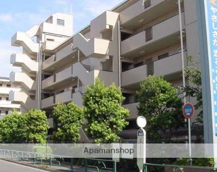 東京都練馬区、石神井公園駅徒歩8分の築26年 6階建の賃貸マンション