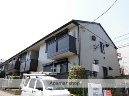東京都西東京市、保谷駅徒歩12分の築16年 2階建の賃貸アパート