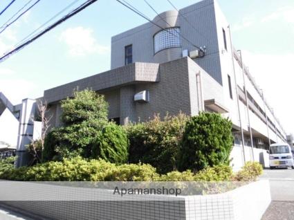 東京都練馬区、成増駅バス12分西長久保下車後徒歩3分の築24年 3階建の賃貸マンション