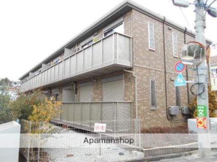 東京都練馬区、大泉学園駅徒歩15分の築4年 2階建の賃貸アパート