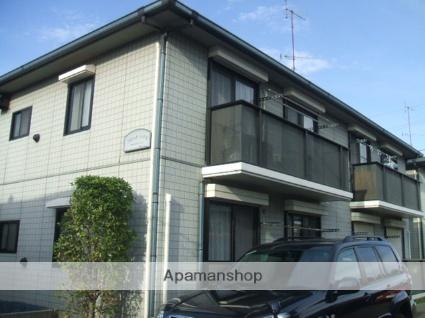東京都練馬区、大泉学園駅徒歩13分の築21年 2階建の賃貸アパート