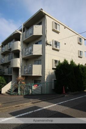 東京都練馬区、練馬高野台駅徒歩13分の築34年 4階建の賃貸マンション