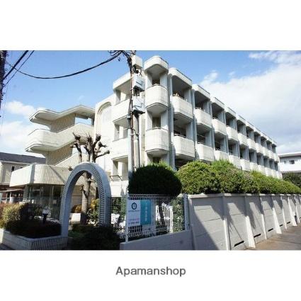 東京都練馬区、練馬高野台駅徒歩15分の築29年 4階建の賃貸マンション