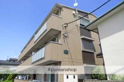 埼玉県新座市、大泉学園駅バス18分新座栄下車後徒歩2分の築5年 3階建の賃貸アパート