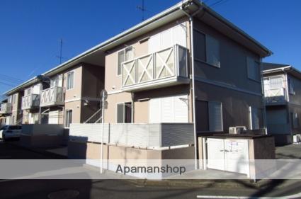 東京都練馬区、大泉学園駅徒歩15分の築24年 2階建の賃貸アパート