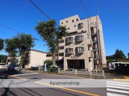 東京都清瀬市、新座駅徒歩36分の築22年 6階建の賃貸マンション