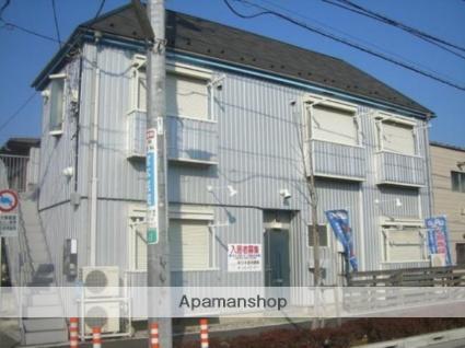 東京都清瀬市、東久留米駅徒歩25分の築22年 2階建の賃貸アパート