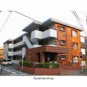 東京都練馬区、富士見台駅徒歩20分の築37年 3階建の賃貸マンション