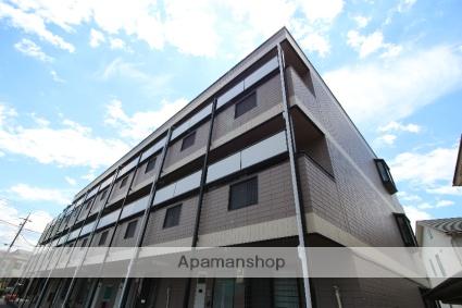 東京都練馬区、地下鉄赤塚駅徒歩19分の築23年 3階建の賃貸マンション