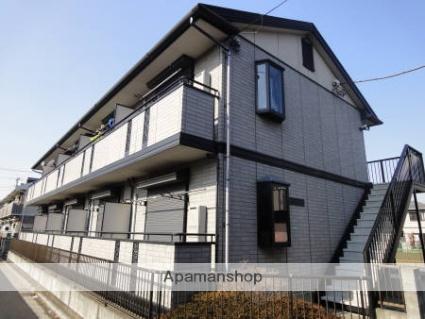 東京都練馬区、練馬高野台駅徒歩27分の築18年 2階建の賃貸アパート