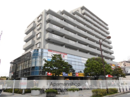 東京都東久留米市、ひばりヶ丘駅徒歩24分の築21年 10階建の賃貸マンション