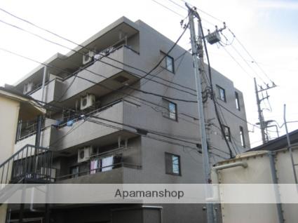 埼玉県新座市、ひばりヶ丘駅徒歩23分の築22年 4階建の賃貸マンション