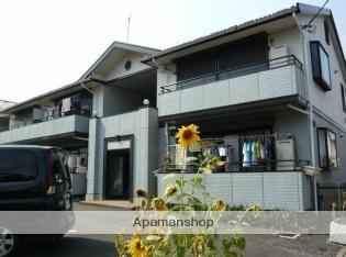 東京都練馬区、石神井公園駅徒歩18分の築24年 2階建の賃貸アパート