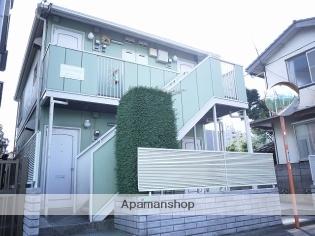 東京都練馬区、練馬高野台駅徒歩20分の築24年 2階建の賃貸アパート