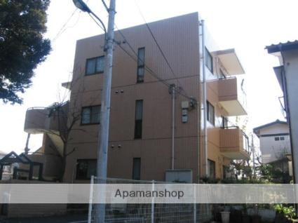東京都練馬区、石神井公園駅徒歩20分の築25年 3階建の賃貸マンション