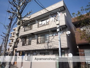 東京都練馬区、練馬高野台駅徒歩28分の築28年 3階建の賃貸マンション