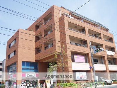 東京都練馬区、富士見台駅徒歩23分の築16年 6階建の賃貸マンション