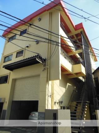 東京都足立区、北千住駅徒歩22分の築37年 4階建の賃貸マンション