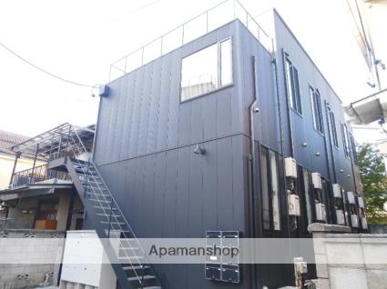 東京都足立区、牛田駅徒歩19分の築9年 2階建の賃貸アパート