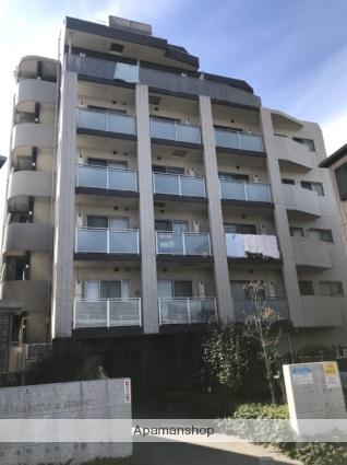 東京都足立区、北千住駅徒歩11分の築5年 7階建の賃貸マンション