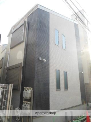 東京都足立区、北千住駅徒歩10分の新築 2階建の賃貸アパート