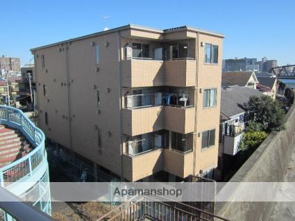 東京都足立区、南千住駅徒歩13分の築6年 4階建の賃貸マンション