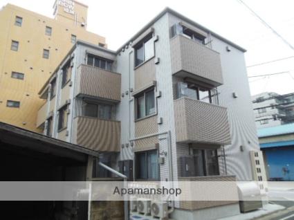 東京都足立区、綾瀬駅徒歩17分の築2年 3階建の賃貸マンション