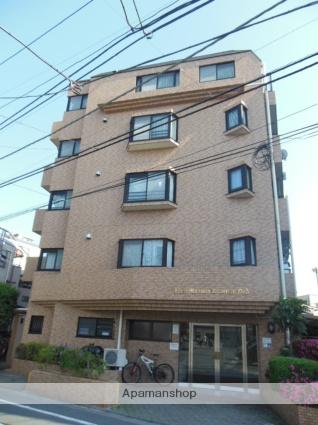 東京都足立区、五反野駅徒歩23分の築26年 5階建の賃貸マンション