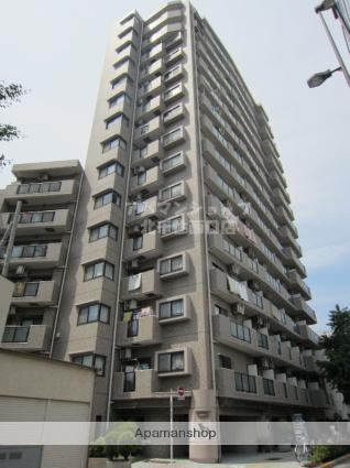 東京都足立区、五反野駅徒歩20分の築23年 15階建の賃貸マンション