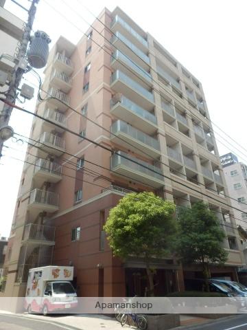 東京都台東区、三ノ輪駅徒歩10分の築9年 10階建の賃貸マンション