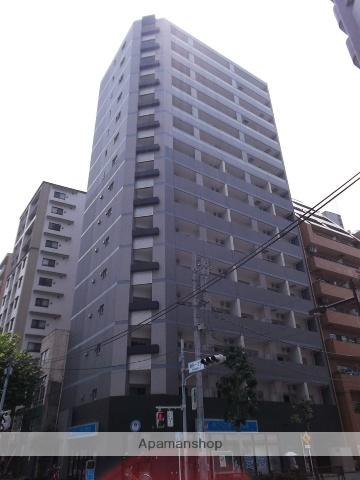 東京都台東区、浅草駅徒歩3分の築10年 15階建の賃貸マンション