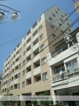 東京都台東区、浅草駅徒歩6分の築12年 10階建の賃貸マンション