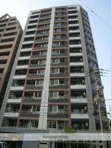 東京都墨田区、両国駅徒歩4分の築9年 15階建の賃貸マンション