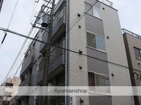 東京都墨田区、錦糸町駅徒歩11分の築12年 4階建の賃貸マンション