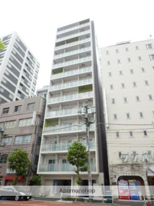 東京都台東区、上野駅徒歩7分の築3年 13階建の賃貸マンション