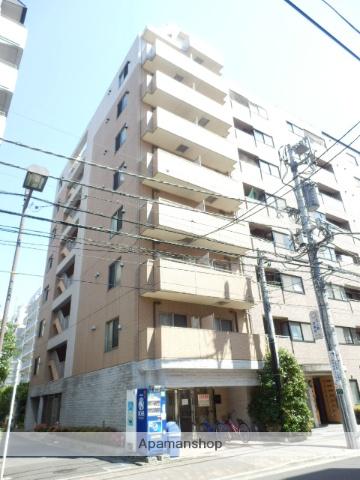東京都台東区、稲荷町駅徒歩14分の築9年 9階建の賃貸マンション