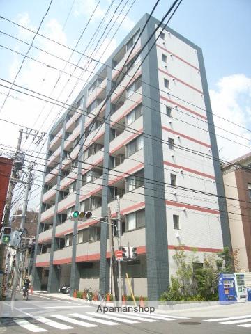 東京都台東区、南千住駅徒歩19分の築8年 8階建の賃貸マンション