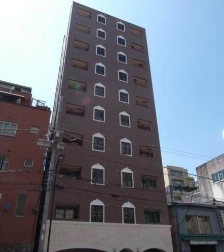 東京都台東区、新御徒町駅徒歩11分の築3年 10階建の賃貸マンション