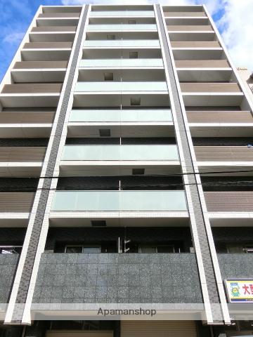 東京都台東区、新御徒町駅徒歩6分の築4年 10階建の賃貸マンション