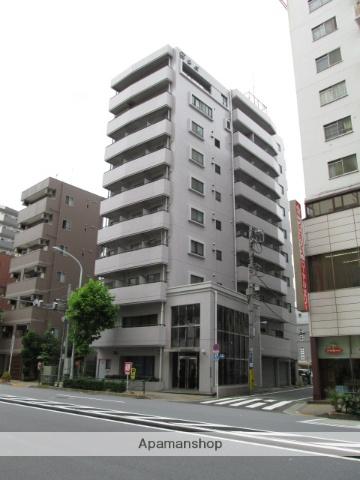 東京都台東区、浅草駅徒歩6分の築27年 10階建の賃貸マンション