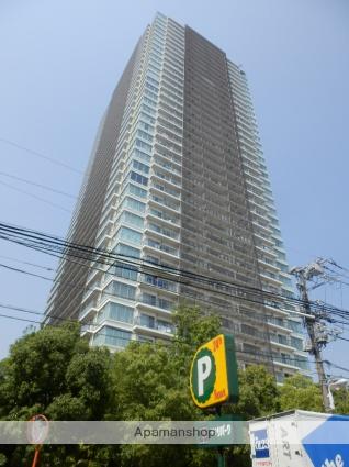 東京都台東区、浅草駅徒歩5分の築5年 37階建の賃貸マンション
