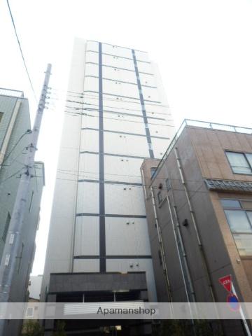 東京都墨田区、浅草駅徒歩11分の築1年 12階建の賃貸マンション