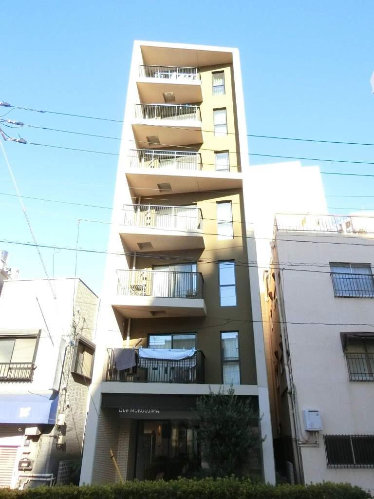 東京都墨田区、とうきょうスカイツリー駅徒歩12分の築2年 7階建の賃貸マンション