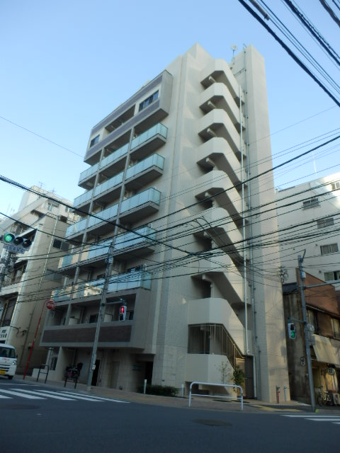 東京都台東区、浅草駅徒歩5分の築1年 10階建の賃貸マンション