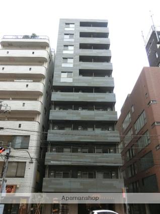 東京都台東区、上野駅徒歩8分の築1年 11階建の賃貸マンション
