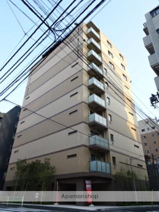 東京都台東区、御徒町駅徒歩6分の築1年 10階建の賃貸マンション