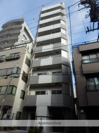東京都台東区、三ノ輪駅徒歩9分の築1年 10階建の賃貸マンション